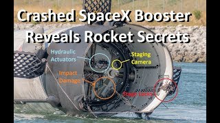Download SpaceX's Water Landing Reveals Rocket ″Secrets″ (or, What We Learned from CRS-16) Video