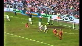 Download DFB-Pokal 1989/1990 Kickers Offenbach - MSV Duisburg (1:1) - ARD Video