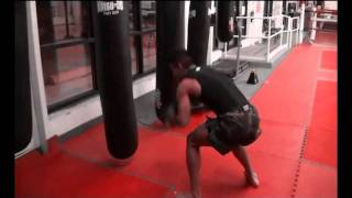 Download MMA UFC CRAZY CONDITIONING on HEAVY BAG Video