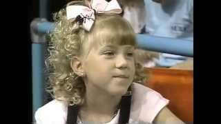 Download Jodie Sweetin interview 1989. Age 7 Video