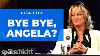 Download Lisa Fitz: Abschiedslied für Angela Merkel   SWR Spätschicht Video