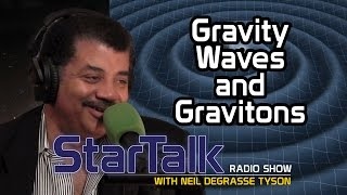 Download Neil deGrasse Tyson Explains Gravitational Waves and Gravitons Video