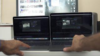Download MacBook Pro (2016) vs MacBook: Speed Test! Video