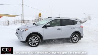 Download 2017 Toyota Rav4 Hybrid | Specifications and Test Drive | The MOST complete review: Part 3/8 Video