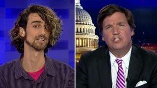 Download Tucker vs Antifa supporter: Are you really a professor? Video