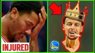Download Why Derrick Rose MUST END HIS CAREER!! Steph Curry Took OVER his spot!! Video