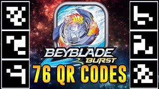Download 76 CÓDIGOS BEYBLADE BURST APP - COLEÇÃO SUPREMA DE QR CODES Video