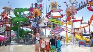 Download Cowabunga AWESOME Water Park Video