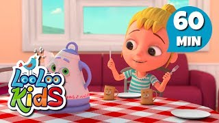 Download Polly Put the Kettle On - Educational Songs for Children | LooLoo Kids Video