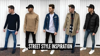 Download Mens Fashion 2017 Street Style Haul - Winter #Ad Video