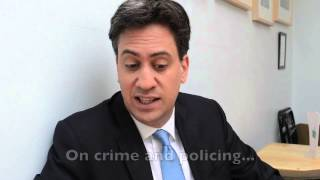 Download Ed Miliband on the campaign trail in Crouch End Video