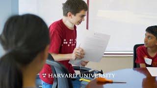 Download Harvard student Ben Elwy finds connection through language Video