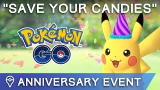 Download ″SAVE YOUR CANDIES″ ✦ DOUBLE XP EVENT COMING TO POKÉMON GO? Video