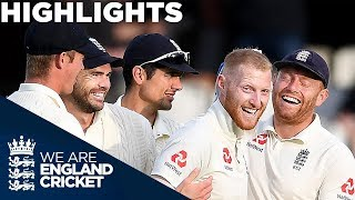 Download Buttler & Stokes Shine on Day Two | England v India 5th Test Day 2 2018 - Highlights Video