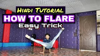 Download How to Flare in Hindi | bboy Tutorial | Different Way of Learning Flare | Ajay Poptron Video