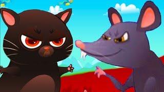 Download ЧЕРНЫШ и КРЫС напугали КОТЕНОК БУБУ #66 кошечка КАТЯ развлечения для детей for children #ПУРУМЧАТА Video