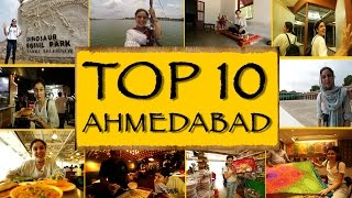 Download TOP 10 THINGS TO SEE/DO    Ahmedabad Video