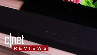 Download Vizio's $150 sound bar is one of the best you can buy Video