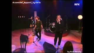 Download NRK TV Midt i smørøyet 21.10.1995 Def Leppard - Love and Hate Collide Video