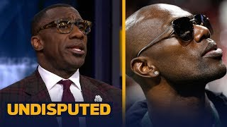 Download Shannon Sharpe on Terrell Owens declining to attend Hall of Fame induction | NFL | UNDISPUTED Video