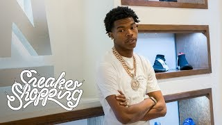 Download Lil Baby Goes Sneaker Shopping With Complex Video