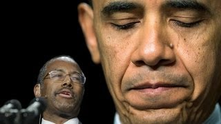 Download Dr. Benjamin Carson Wipes The Smile Off Obamas Face At The National Prayer Breakfast Video