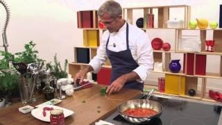Download Pomodori San Marzano pelati Petti - Carne alla pizzaiola - Gambero Rosso - Max Mariola Video