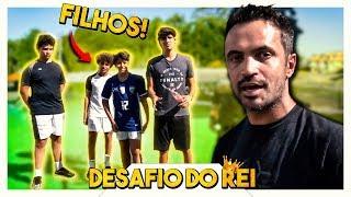 Download Falcão Vs Filhos: Desafio em família! Video