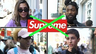 Download NEW YORK HATES SUPREME? AND OTHER STREETWEAR TRENDS // Fung Bros On The Street Video