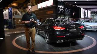 Download Genesis G80 Sport | First Look & Overview | 2017 Chicago International Auto Show Video