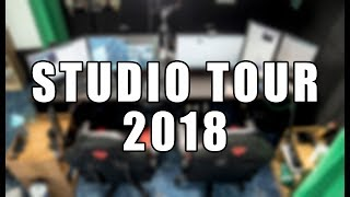 Download A vihar előtti csend... | STUDIO TOUR 2018 Video