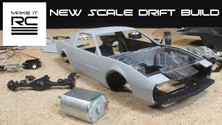 Download New Mini RC Drift Build, Converting a Model Car to RC: Part 1 Overview, Teardown, and Test Fit Axle Video