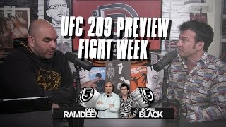 Download UFC 209 Preview & Robin Black Blocked by Khabib Nurmagomedov | 5 Rounds - Full Show Video