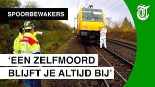 Download Zelfmoord op het spoor: dit gebeurt achter de schermen - SPOORBEWAKERS #03 Video