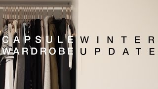 Download The Capsule Wardrobe: Winter Update | ViviannaDoesStyle Video