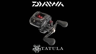 Download DAIWA: TATULA   Baitcastrolle mit T-Wing und Magforce-Z Magnetbremse Video