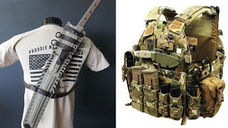 Download 10 AMAZING TACTICAL GEAR AND SURVIVAL GADGETS Video