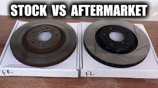 Download Do Performance Brake Rotors Have Better Cooling? Video