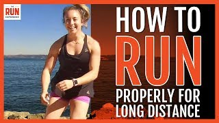 Download How To Run Properly For Long Distance | 4 Important Tips Video