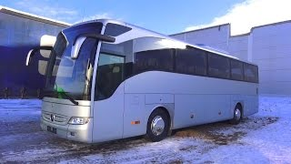 Download 2016 Mercedes-Benz Tourismo 15 RHD. Start Up, Engine, and In Depth Tour. Video