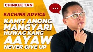 Download SELF TIPS: Kahit Anong Mangyari, Huwag Kang Aayaw   Never Give Up Video