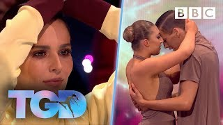 Download Everyone was stunned by Harry and Eleiyah's audition performance   The Greatest Dancer - BBC Video