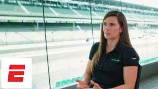 Download Danica Patrick's career goes full circle with final race at Indy 500 | E:60 | ESPN Video