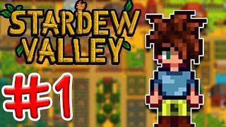 Download Stardew Valley Xbox One Let's Play - A New Adventure [1] Video