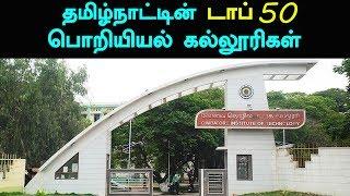 Download Top 50 Engineering Colleges in Tamilnadu Video
