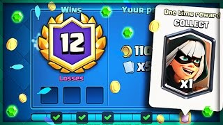 Download OMG!! WE DID IT! • Clash Royale Bandit Draft Challenge 12-0!! Video