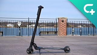 Download Swagtron Swagger review: This electric scooter is a great buy at $299! Video