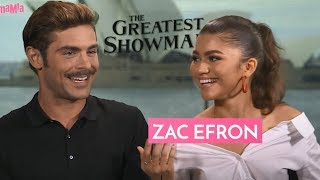 Download Zendaya & Zac Efron Can't Hide Their Affection Video