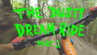 Download THE DUSTY DREAM RIDE part 2 | Mountain Biking Georgetown Video