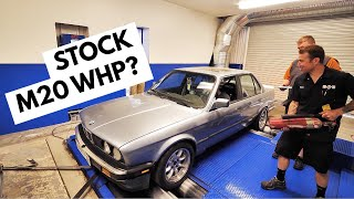 Download HOW MUCH HP DOES A 30yr OLD BMW E30 MAKE? Video